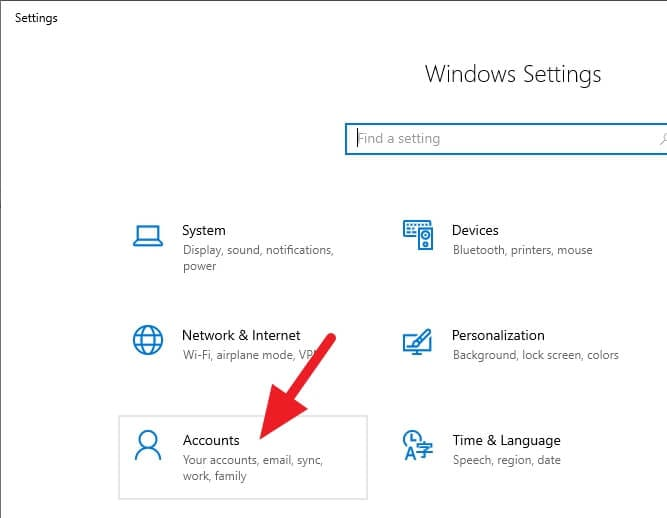 Accounts - How to Auto-Lock Windows 10 PC When You Leave 21