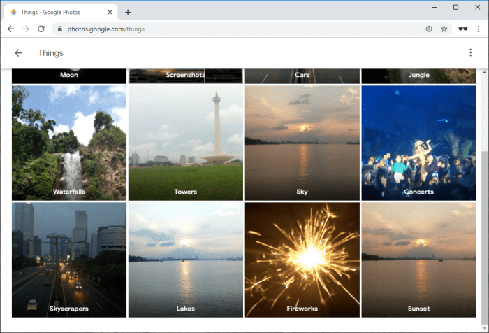 Google Photos Things - 3 Ways to Retrieve Back Photos from Lost/Stolen Phone 3
