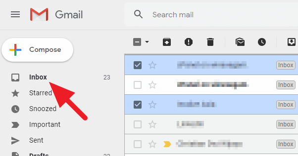 go to - How to Quickly Find Archived Emails on Gmail PC 15