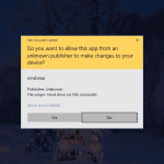 How to Disable Program 'Run as Administrator' on Windows 10