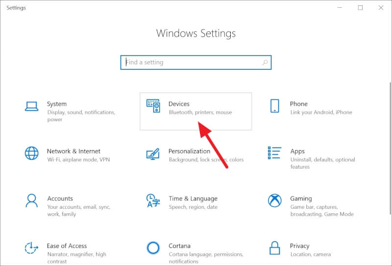 Devices - How to Disable Touchpad in Windows 10 Laptop 7