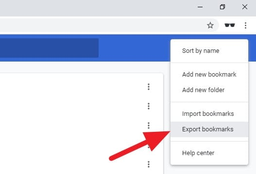 export bookmarks - How to Export Chrome Bookmarks to a Flash Drive 3