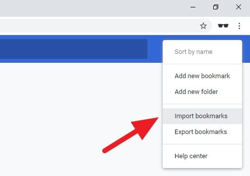 import bookmarks - How to Export Chrome Bookmarks to a Flash Drive 17