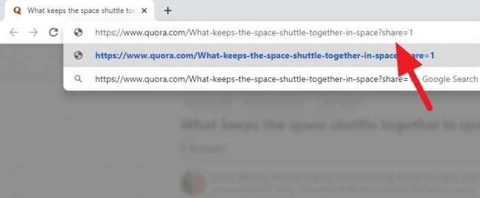 share 1 - How to Open Quora's Page Without Login/Register 7