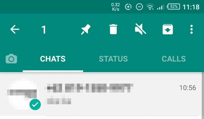 How to archive WhatsApp messages - How to Archive / Unarchive WhatsApp Messages Quickly 3