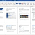 How to Change Page Order in Microsoft Word