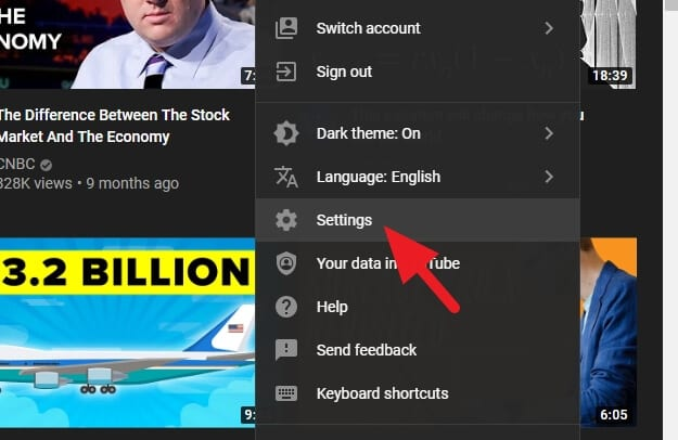 Settings Youtube - How to Make Youtube Videos Always Play in HD 11