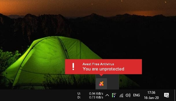 avast disabled - How to Install Blocked Programs by Avast 11