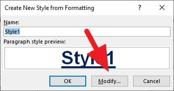 modify - How to Quickly Add Heading in Microsoft Word 21
