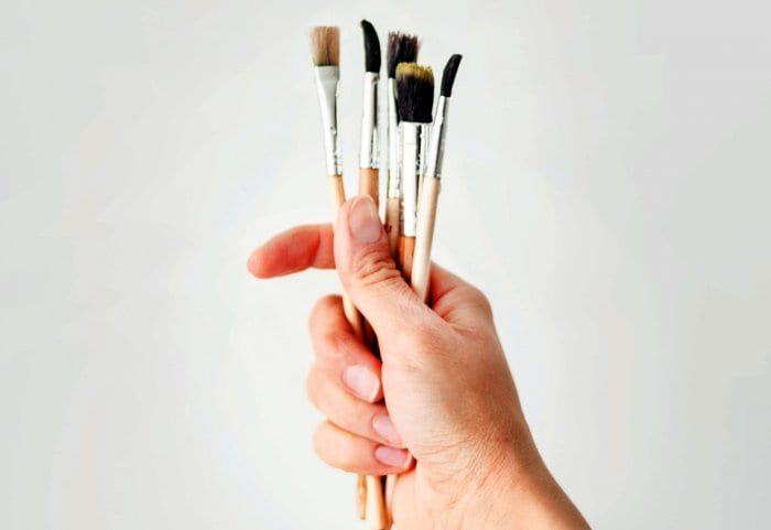 photo of person holding paint brush 2208528 - 4 Methods to Clean PC Dust Without Compressed Air 5