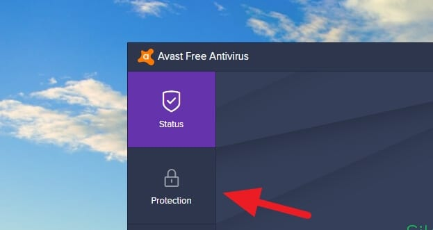 protection - How to Stop Avast From Blocking Websites 3