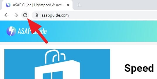 refresh - How to View the Mobile Version of Website on Chrome PC 9