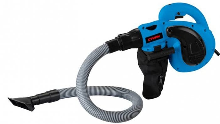 vacuum cleaner blower - 4 Methods to Clean PC Dust Without Compressed Air 9