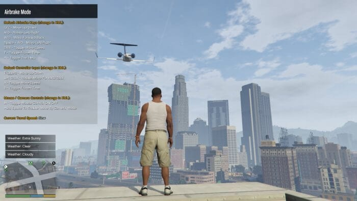 Airbrake Mode - How to Quickly Disable Airbrake Mode on GTA V PC 3