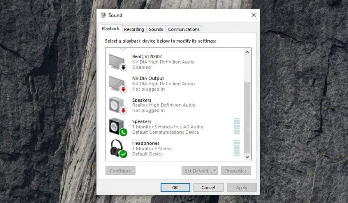 Windows 10 legacy sound settings - How to Access Windows 10 Legacy Sound Settings 3