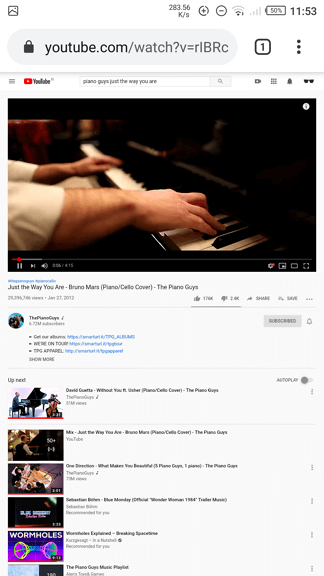 Youtube on desktop site - How to Listen to Music on Youtube Android in the Background 9