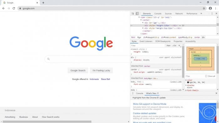 chrome devtools - How to Prevent Chrome PC from Storing Cache 9