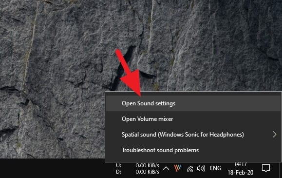 open sounds settings - How to Access Windows 10 Legacy Sound Settings 5