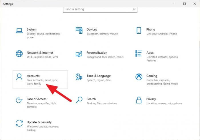 Accounts 1 - How to Enable 'Picture Password' on Windows 10 With Your Photo 7