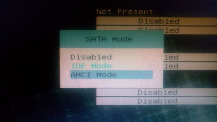IMG 20200408 172020 - How to Switch from IDE to AHCI on SSD Without Reinstall 3