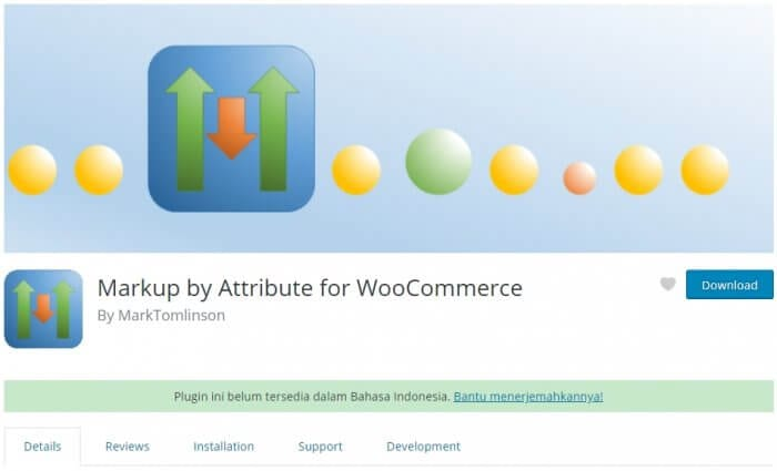 Marup by Attribute for WooCommerce - Increase Variations More Than 50/Run on WooCommerce 5