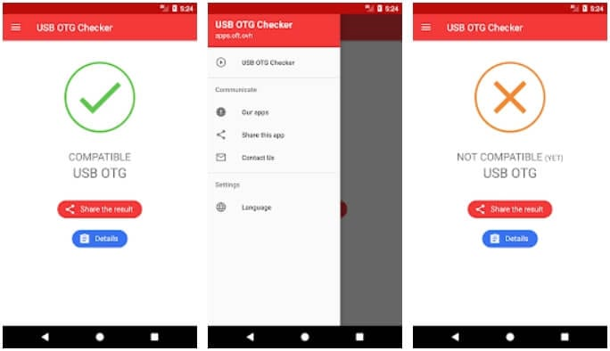 USB OTG Checker - Most Accurate USB OTG Checker Apps for Android 3