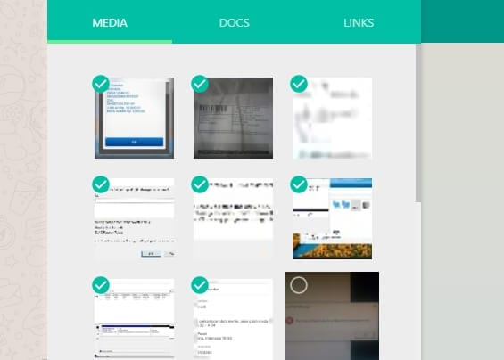 check all images - How to Download Multiple Photos in WhatsApp Web, Faster! 13
