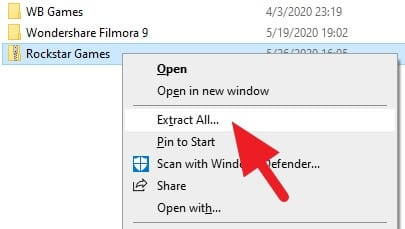 Extract all zip - How to Create ZIP File on Windows Without 3rd-Party Software 11