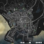 How to Open All Map in GTA V Instantly