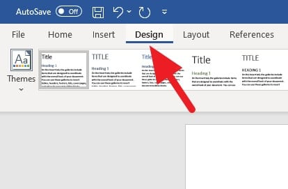 Design - How to Change Background Color on Microsoft Word 7