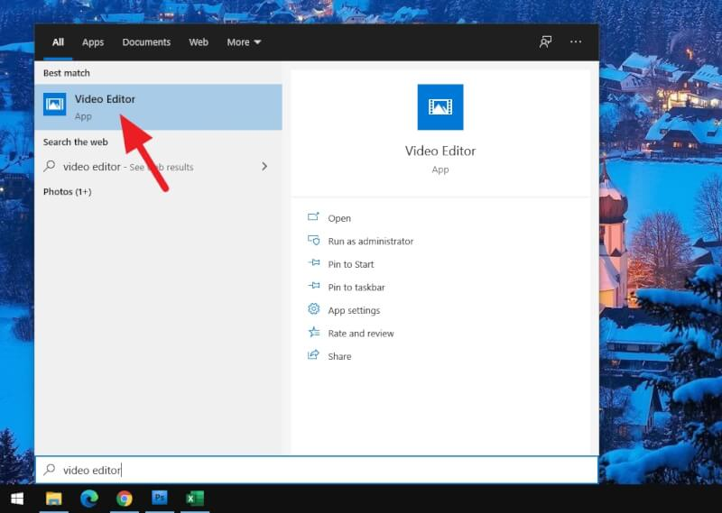 Video Editor Windows 10 - How to Trim Video on Windows 10 PC Quickly 5