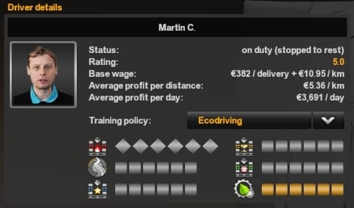 ETS 8 - Does Expensive Truck Increase Driver Income in ETS2? 15