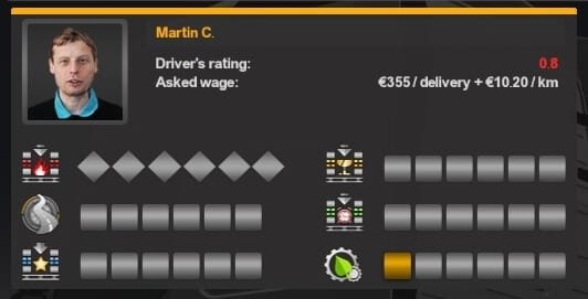 ETS2 1 - Does Expensive Truck Increase Driver Income in ETS2? 5