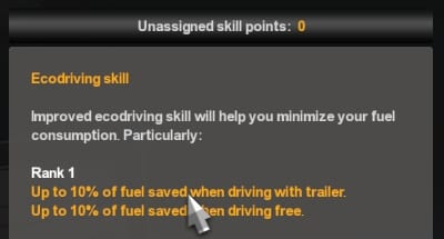 Ecodriving - Does Expensive Truck Increase Driver Income in ETS2? 9