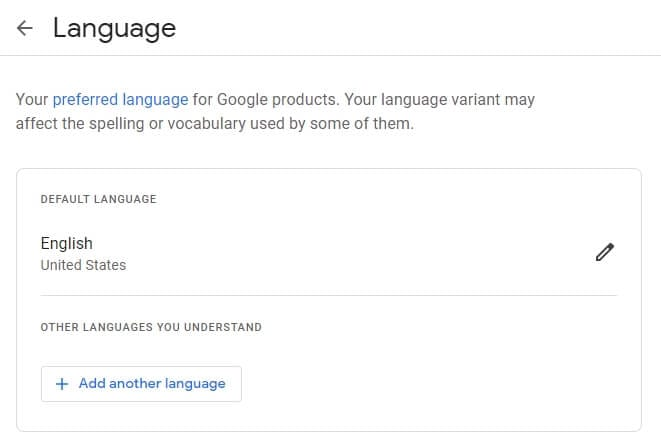 Add another language - How to Stop Youtube Translating Video Titles to Your Language 7