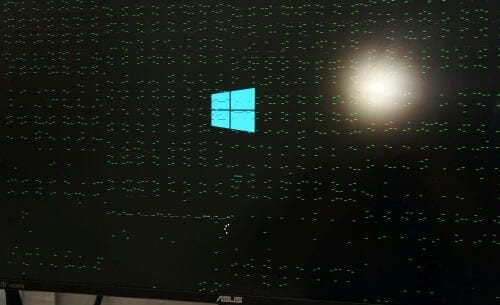 Screen Artifacts - How to Tell if Your GPU is Failing 7