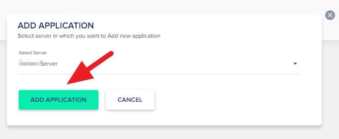 Add Application 1 - How to Install WordPress Subdirectory on Cloudways 7