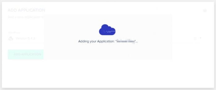 Adding your application - How to Install WordPress Subdirectory on Cloudways 11