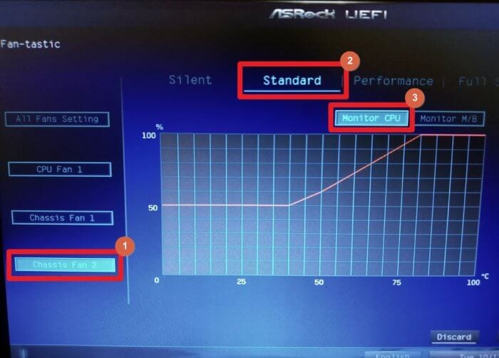 Chassis fans - How to Fix Case Fans Speed Doesn't Adjust Automatically 9