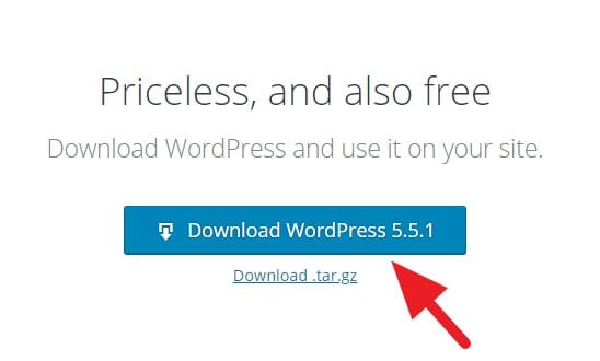 Download WordPress - How to Install WordPress Subdirectory on Cloudways 21