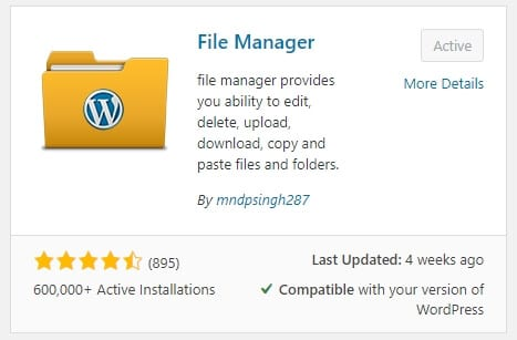 File Manager - How to Install WordPress Subdirectory on Cloudways 15