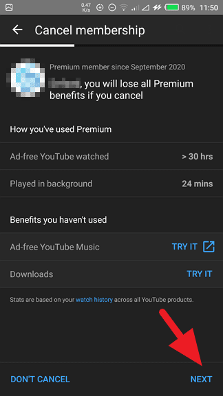 - How to Cancel Youtube Premium Plan from Android 13