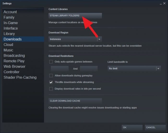 Steam Library Folders - How to Easily Move Steam Games to Other Disk Without Reinstall 7