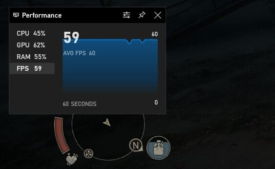59 FPS - 5 Tips to Fix FPS Drop That Plagued When Playing PC Games 3