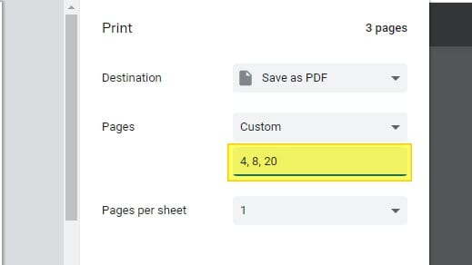 Pages - How to Extract Certain Pages from PDF Using Google Chrome 13