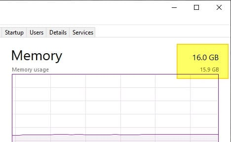 RAM Capacity - How to Check RAM Specs on Your PC Without 3rd-Party App 11