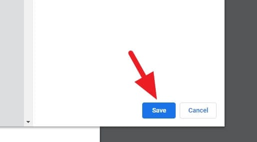 Save 2 - How to Extract Certain Pages from PDF Using Google Chrome 15