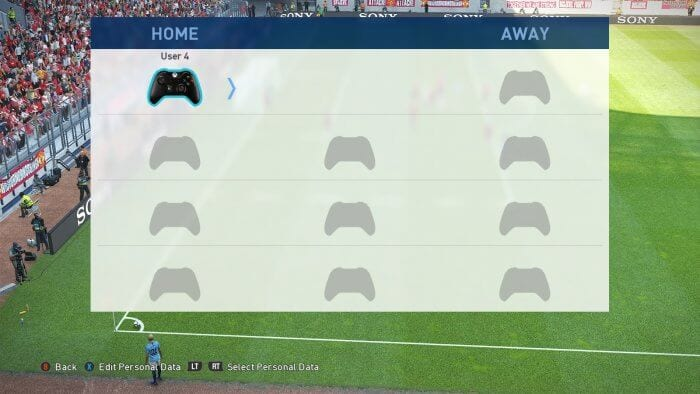 Edit Personal Data - How to Show Player Name Above Head on PES 2019 9