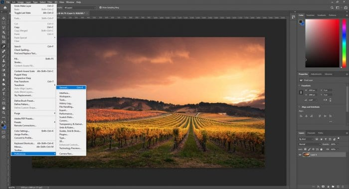 Adobe Photoshop Preferences - 5 Simple Settings to Make Photoshop Run Faster on Your PC 3