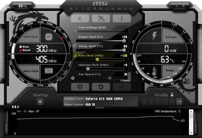 Max core clock - How to Safely Overclock Your GPU for Higher Game FPS 15